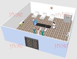 小型急诊室空调解决方案